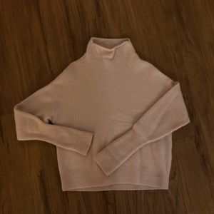 Aritzia Wilfred Cyprie Cashemere Sweater